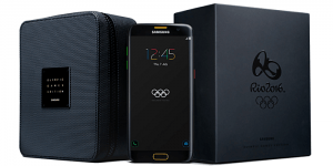 Samsung galaxy s7 edge olympic games edition up for pre-order