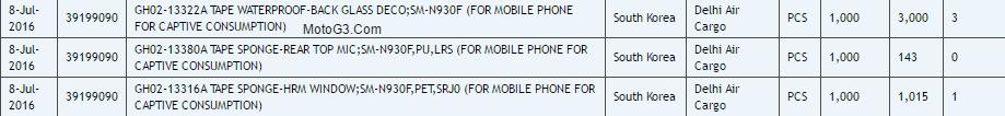 GalaxyNote7-zauba-import-N930F