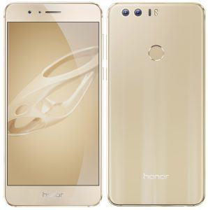 Huawei unveils the honor 8 with dual rear camera