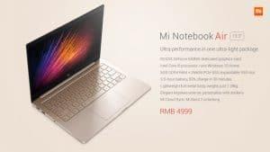 Mi Notebook3