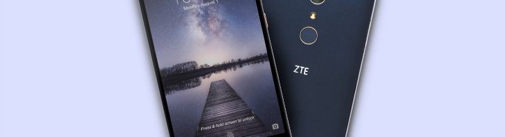 ZTE Zmax Pro 6-inch display for only $99, Snapdragon 617