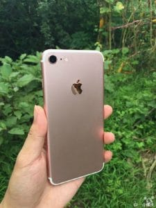 Iphone 7 photos leaked online, this time include iphone 7 pro