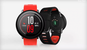 Amazfit (xiaomi) smartwatch with built-in gps & 200 mah battery launched at 0