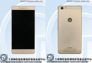 Gionee m6 mini with 4,000 mah battery passes tenaa certification