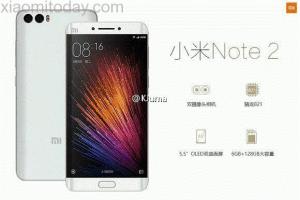 Xiaomi Mi Note 22