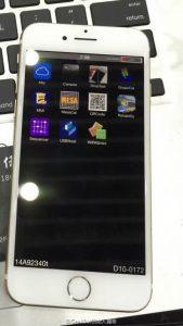 Iphone 7 prototype clips leak