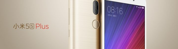 Xiaomi Mi 5s and Mi 5s Plus are now available