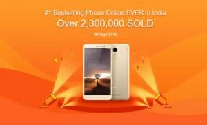 Xiaomi redmi note 3 – bestseller in india