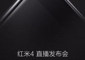 Xiaomi Redmi 4 announced for November 4
