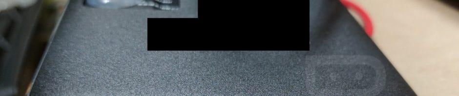 LG G6 prototype leaks