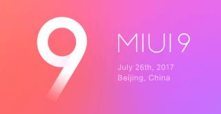 Look new MIUI 9 – Themes, New Lock Display, Split-Screen, Cleared ROM