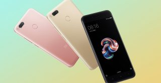 Official Xiaomi Mi5X Shots Are Listed here – Seems Impressive!