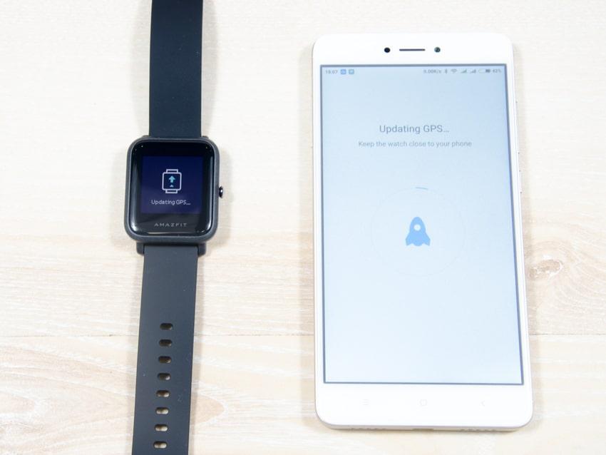 Amazfit bip review – a excellent 45 days battery smartwatch