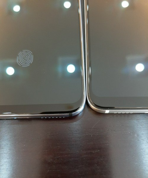 Meizu 16 and 16 plus leaked with in-display fingerprint reader, alternative bezels thickness