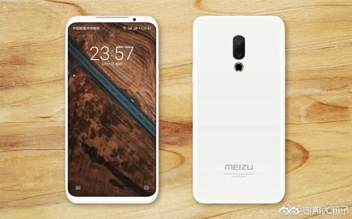 Meizu 16 primary digital camera features a 12mp sensor with f/1.8 aperture