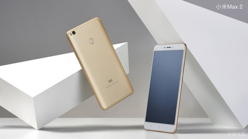 Xiaomi mi max 3 vs. mi max 2 picture flowed out, and specifications in comparison