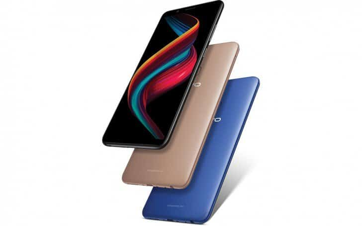 Vivo z10 unveiled packing a sd 450 chip, 4gb + 32gb memory, 24mp selfie scanner
