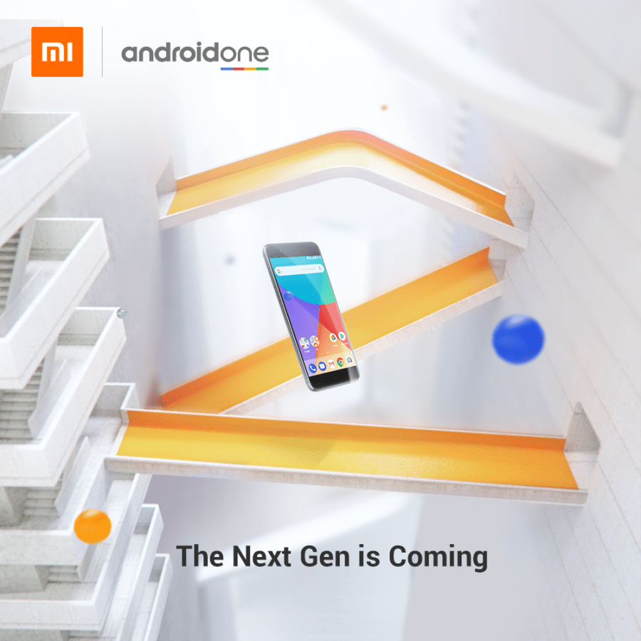 Xiaomi teases mi a2 android one telephone ahead of its release on july 24