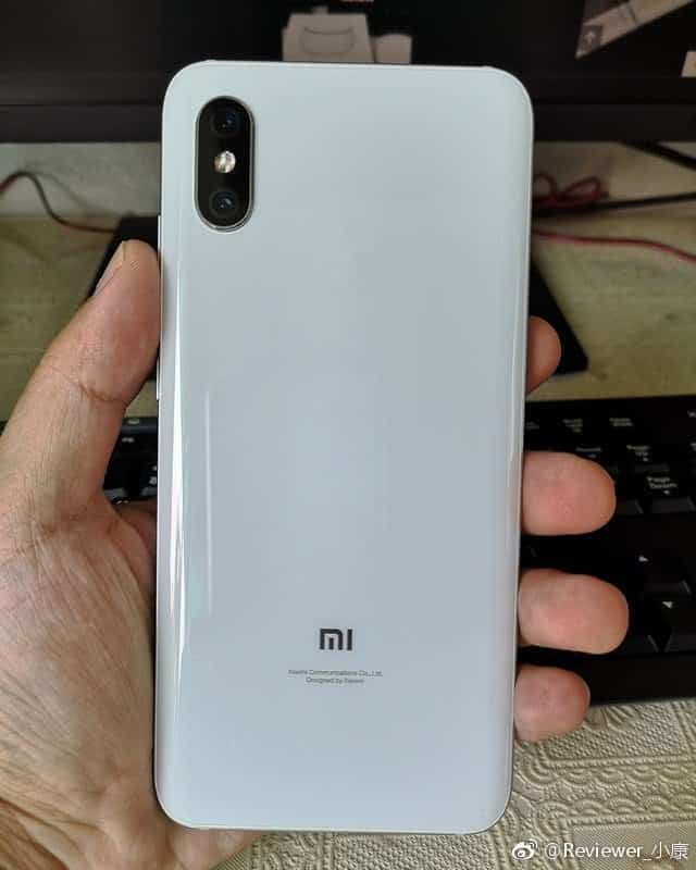 Xiaomi mi 8x photos flowed out; might be upcoming sd710 xiaomi cameraphone