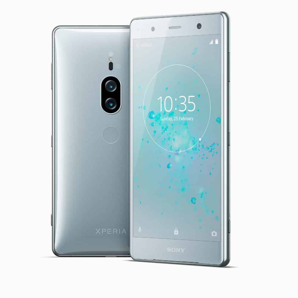 Sony xperia xz2 premium gets updated: new sensor attributes and august security patch