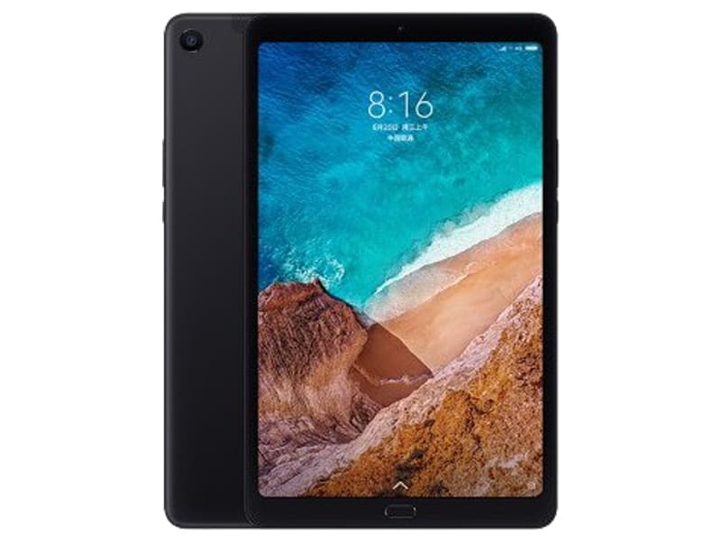 Xiaomi mi pad 4 plus formally on sale for 1899 yuan in black 'n gold hues