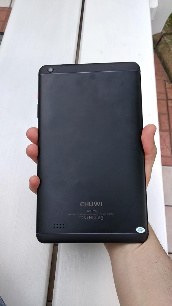 Chuwi hi9 pro 3gb/32gb review