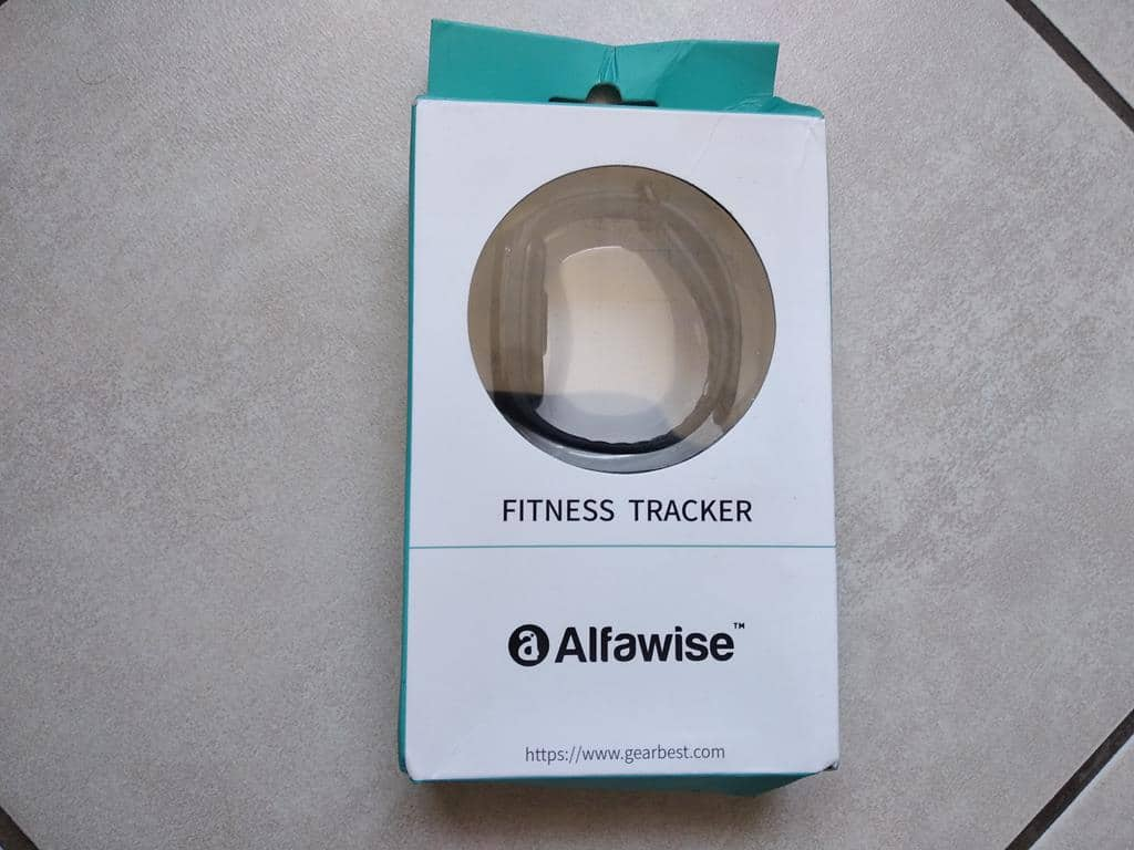 Alfawise  mini 3 smart bracelet review