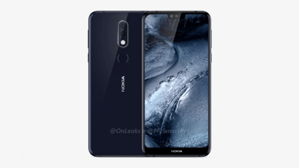 Nokia 7.1 plus 360-degree renders leak design ahead of october release