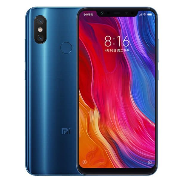 Xiaomi mi 8 youth, mi 8 screen fingerprint edition tipped to debut early