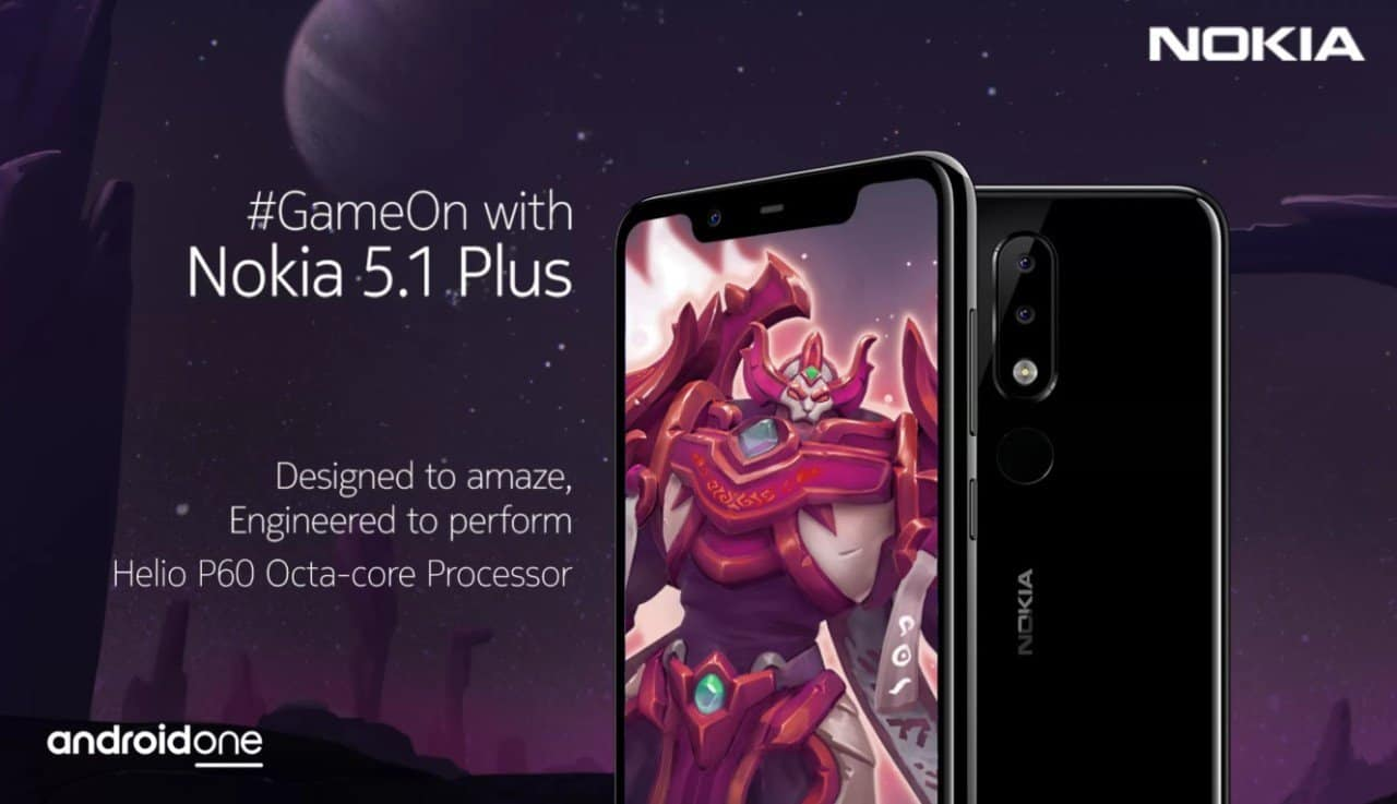 Nokia 5.1 plus to launch in india on september 24 as flipkart-exclusive