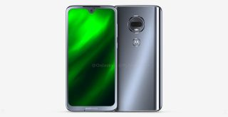 Moto G7 360-degree renders reveal design and style from all angles