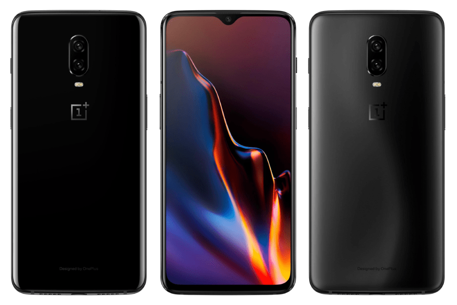 Oneplus 6t listed by german retailer with a 9 value tag for the 8gb ram+128gb model