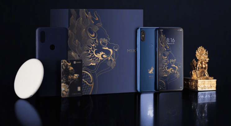 Xiaomi mi mix 3 introduced with slider design and style, 10 gb of ram and quad cameras