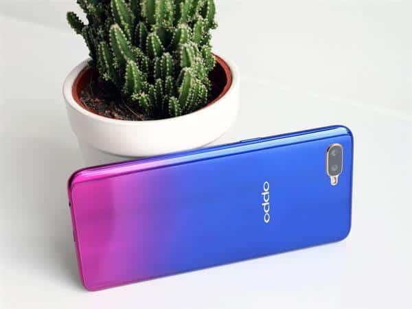 Oppo k1 released; brings in-display fingerprint, premium design and inexpensive pricing