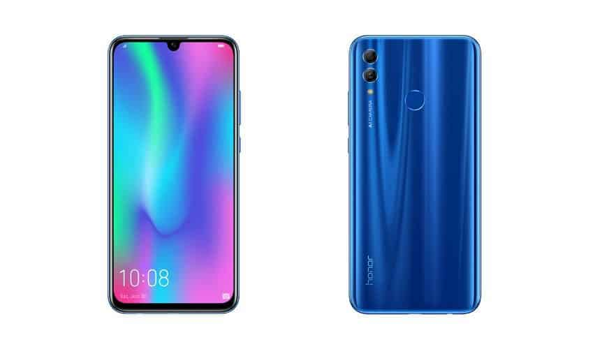 Honor 10 lite pricing, variants and technical specs confirmed through china telecom listing