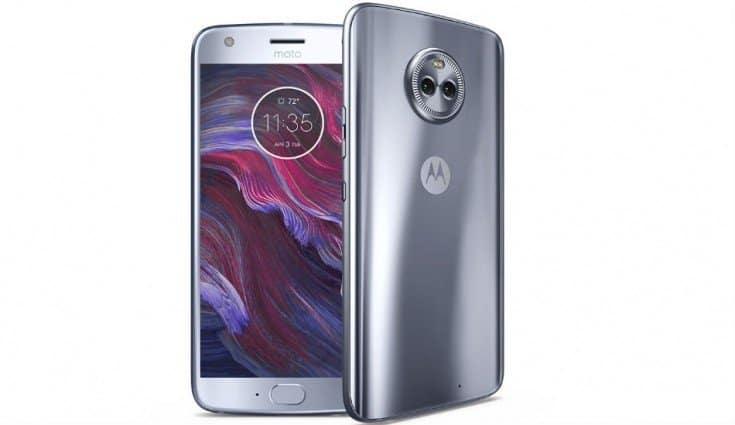 Motorola's moto x4 starts receiving android 9 pie firmware in india