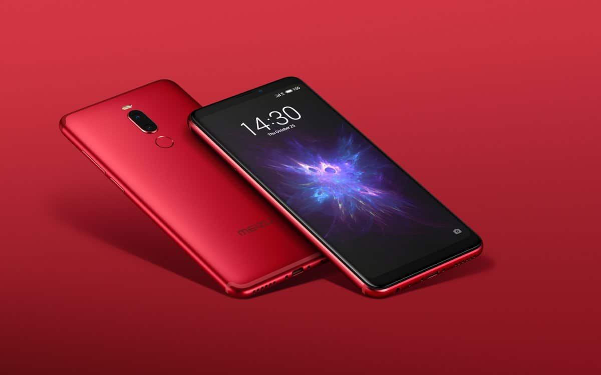 Meizu note 8 flame red color version to go on sale in china in tomorrow