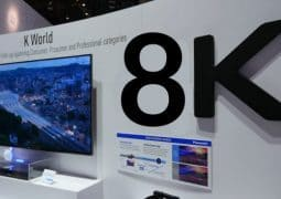Manufacturers shift to 8K panel – 4K is goin to extinct?