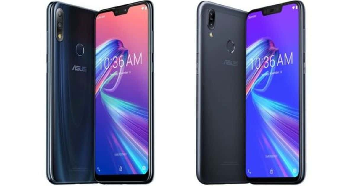 Asus zenfone max pro m2, max m2 released in india with rs. 9,999 starting cost