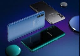 Samsung Galaxy A8s price tag tag of 2,999 Yuan (~$435) confirmed for China