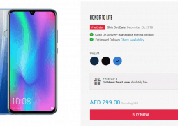 Honor 10 Lite now out there for pre-order in Pakistan, UAE, and Saudi Arabia
