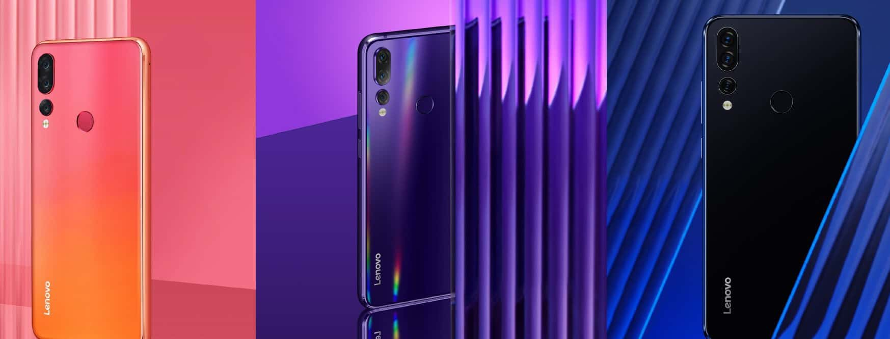 Lenovo z5s promotional banner leak reveals snapdragon 710 soc and 92.6% microporous drop screen