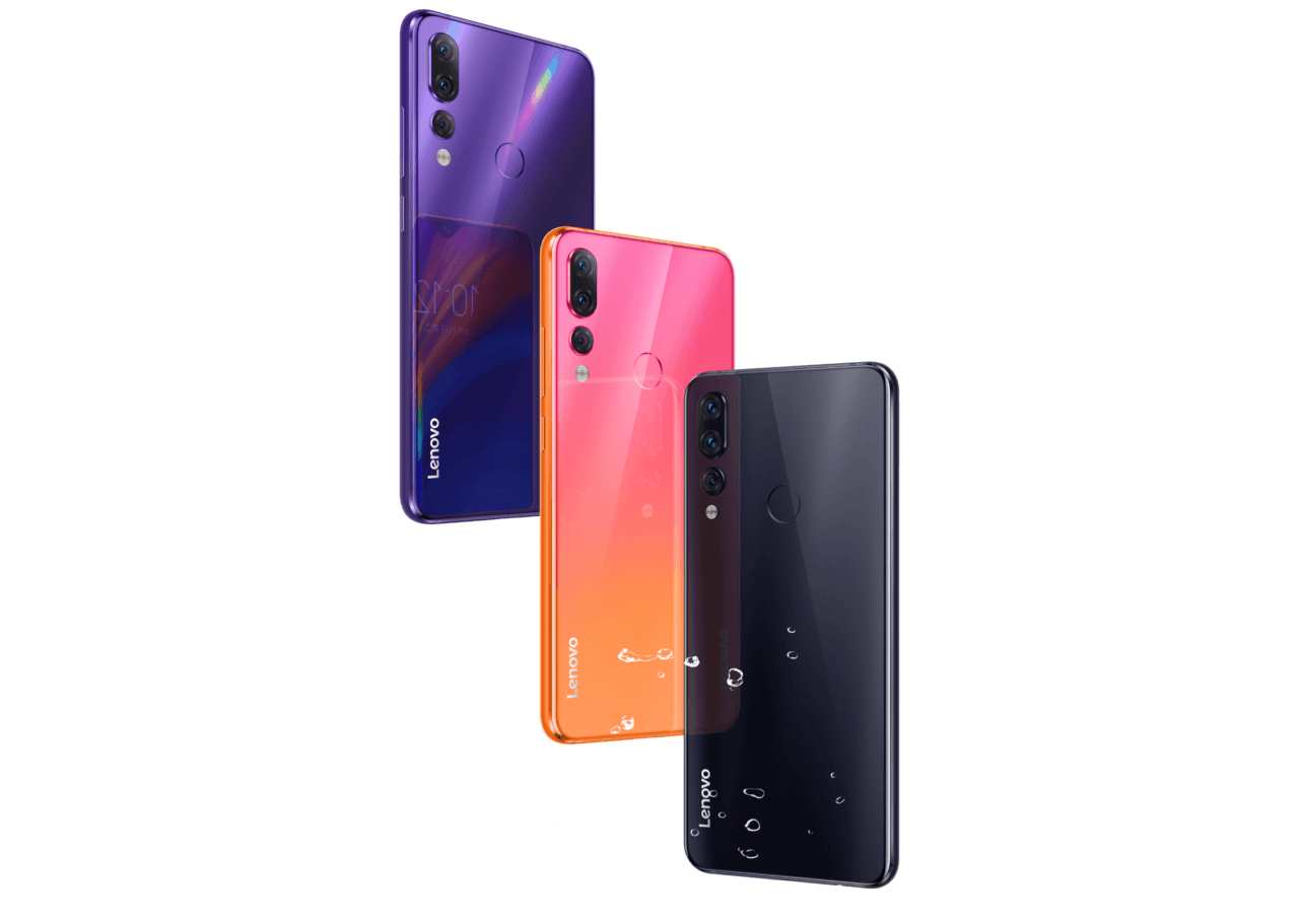 Lenovo z5s introduced with waterdrop notch panel, triple cameras, sd 710 and 1,398 yuan (~2) pricing