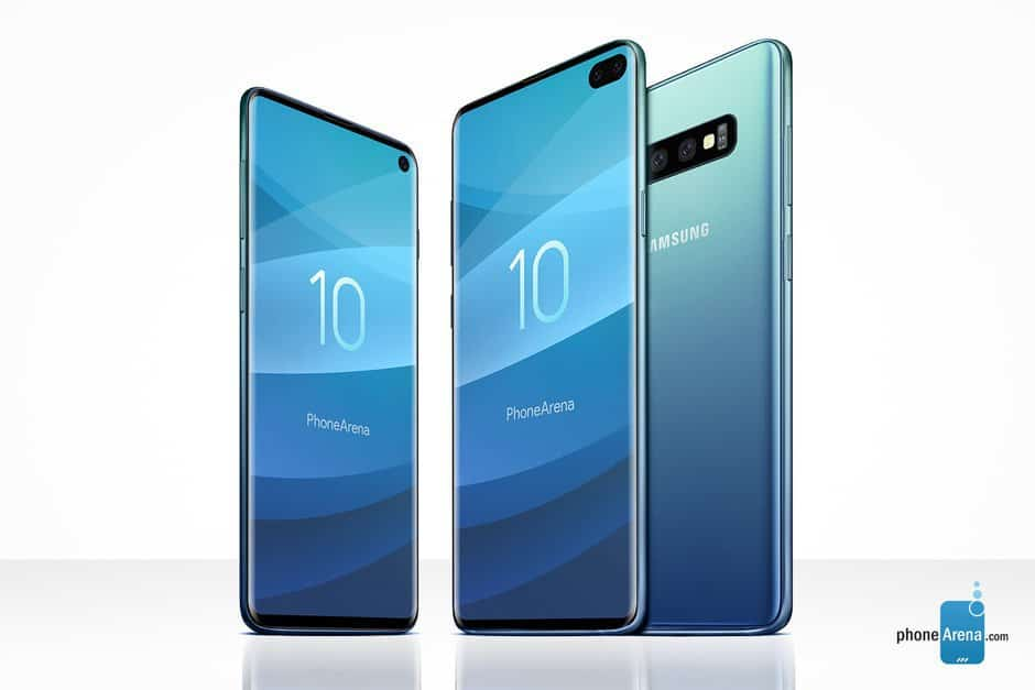 Samsung galaxy s10, galaxy s10+ major leak shows design, specifications, features