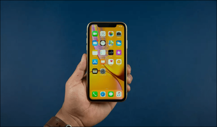Japan show cuts production of iphone xr present due to disappointing profits