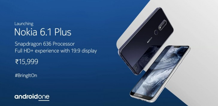 Nokia 6.1 plus is one of the most outstanding smartphones in 2018