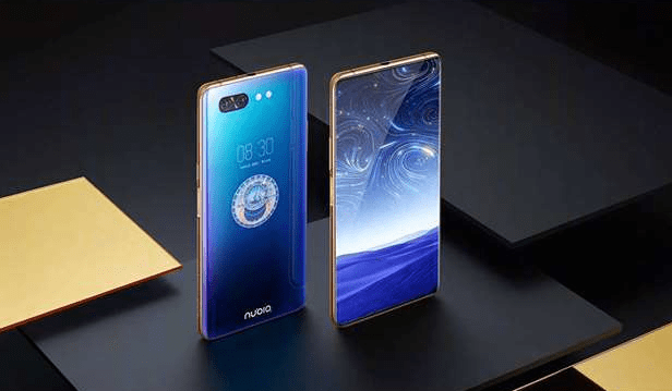 Nubia x collectors edition with 512gb internal memory introduced for 5,299 yuan (9)
