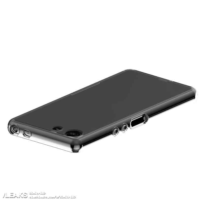 Sony xperia xz4 compact case images leaks