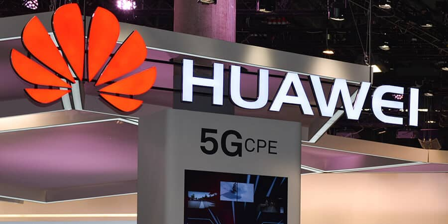 Huawei 5g tech is at least 12 months ahead of other competitors