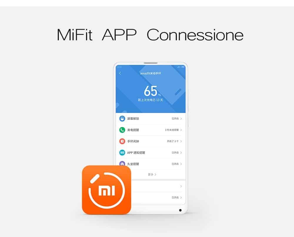 🔥xiaomi amazfit cor ips smartband